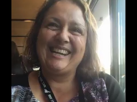 BreastScreenWA's Leanne Pilkington at #WICC2016
