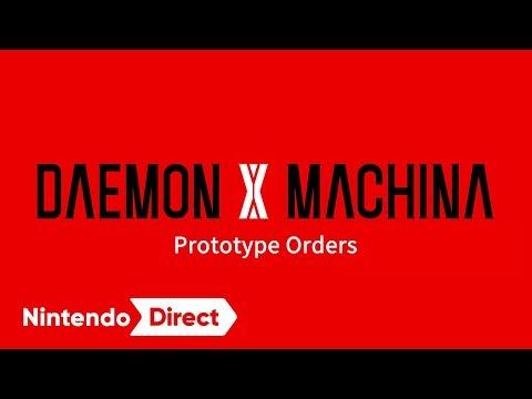 DAEMON X MACHINA(デモンエクスマキナ) [Nintendo Direct 2019.2.14]