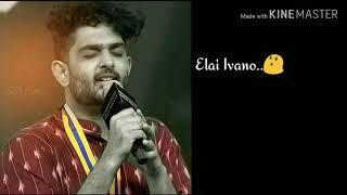 #Unna #nenachu song from #psycho #tamil #film