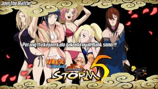 Gambar cover Mod terbaru!  Naruto Senki Storm 5 || Android Apk Download