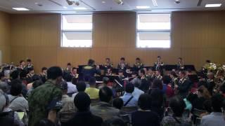 陸上自衛隊-東部方面音楽隊 スプリングコンサートにて 【2015. 4.25 】...