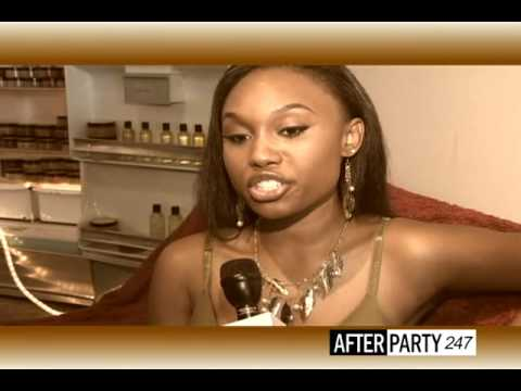 Celebrity Feature (Actress): Angell Conwell
