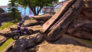 Trials Fusion | Play Through #7 - Balancing Act Skill Game