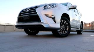 2017 Lexus GX 460 Luxury F Sport Exterior Interior in Detail