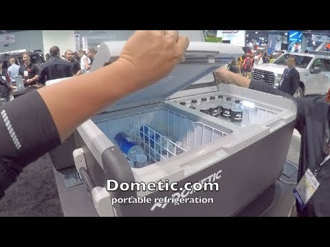 5eaf5ace264 Building portable refrigerators since 1919 by Dometic   SEMA 2017