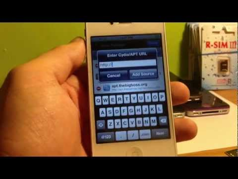 (updated) Unlock Any iPhone 4S CDMA/GSM 6.1.3/6.1.2/6.1/6.0.1/6.0/5.0 Sprint Verizon At&t T-Mobile