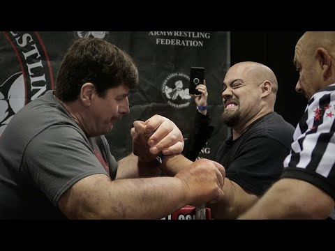USA ARM WRESTLING CHAMPIONSHIP 2019 MASTERS