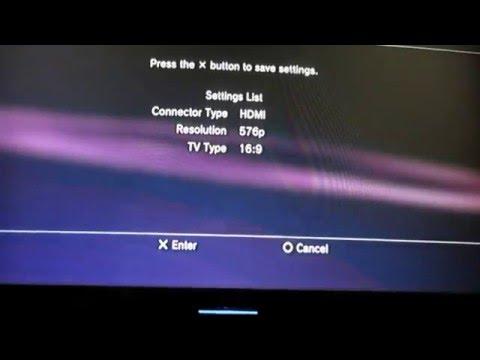 Ps3 error ( code 80028F10) fix