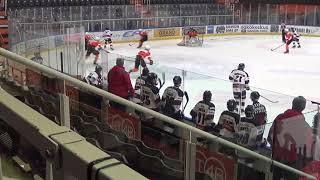 Juniori-Ässät - C1-joukkue - 8.12.2018 CSM HPK - Ässät 2.erä
