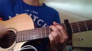 Điều buồn nhất - Kai Đinh ( guitar cover - rap version)