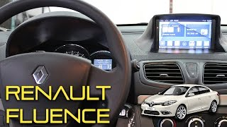 Renault Fluence Multimedya Sistemi Montaj Uygulaması