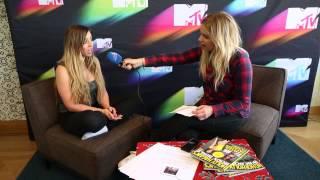 MNM: Check het hele interview van Julie Van den Steen met Holly Hagan van Geordie Shore