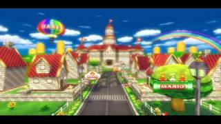 Super Mario 64 - Inside the Castle Walls [Real Soundfont]