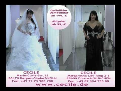 Cecile Brautmoden Werbeclip Marz April 2010 Youtube