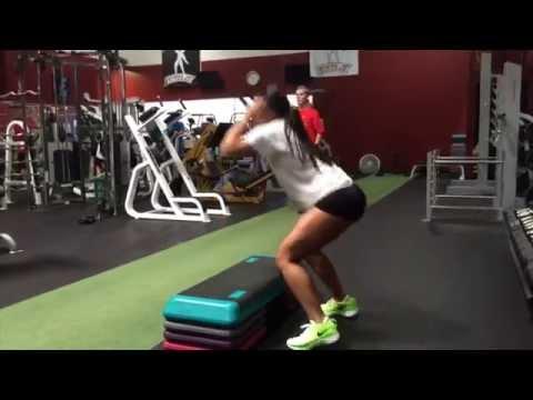 Taylor Marin [Libero] - Strength/Speed/Agilty - Training