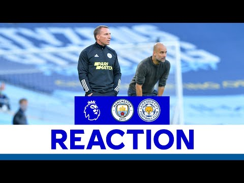 'It Was A Special Performance' - Brendan Rodgers | Manchester City 2 Leicester City 5