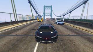 GTA5: 6IX9INE - PUNANI (OFFICIAL MUSIC VIDEO)