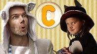 Písmeno C | Rozprávková abeceda | Pesničky pre deti s angličtinou