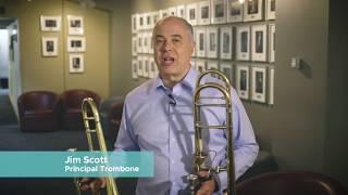 Jim Scott, Concert Music for Strings and Brass | #CalgaryPhil