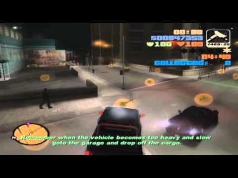 Grand Theft Auto 3 Part 60- Bullion Run