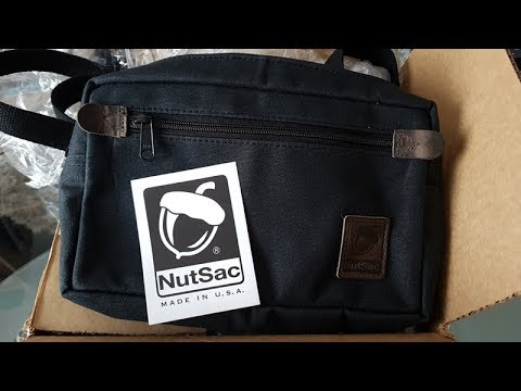 fd16439ab7 The Perfect EDC Everyday Carry Man Bag - YouTube