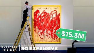 Why Modern Art Is So Expensive | So Expensive