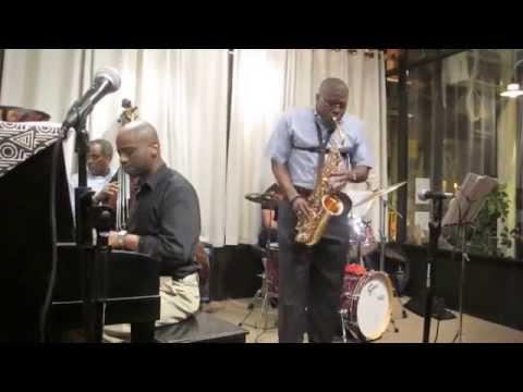 The George Gray Jazz Coalition In Action At Sista's Place