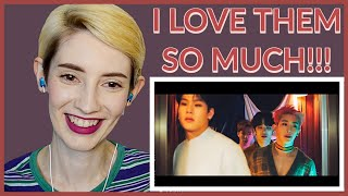 Baby Monbebe reacts to Monsta X Play It Cool | Monsta X Reac…