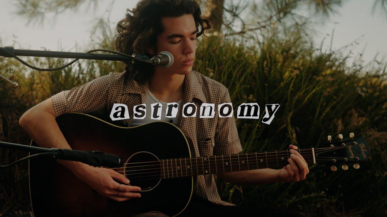 Astronomy – Conan Gray (Acoustic for Samsung Music Galaxy Thursday)