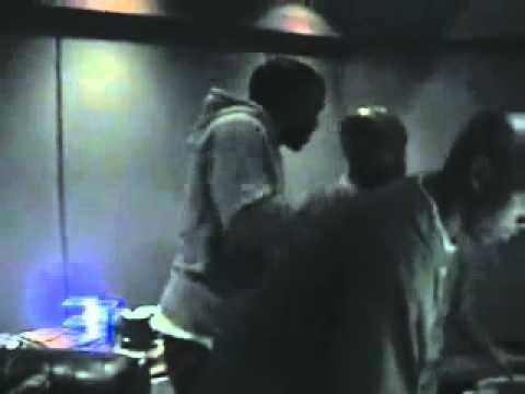 Watch Kanye West Make Good Life Beat