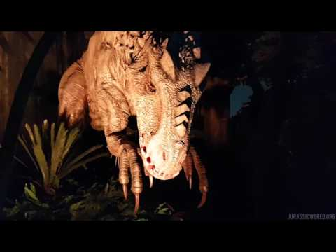 Jurassic World: The Exhibition - An In Depth Look