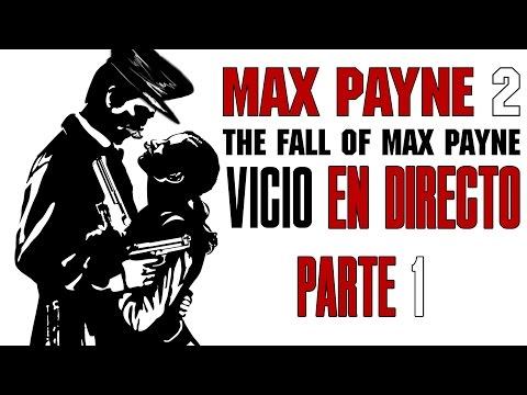¡Un clásico con 100% MÁS TOMÁS RUBIO! Max Payne 2 EN DIRECTO Parte 01