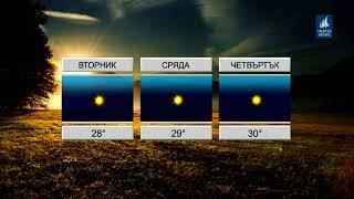 Tв Черно море - Прогноза за 20.08.2018г.