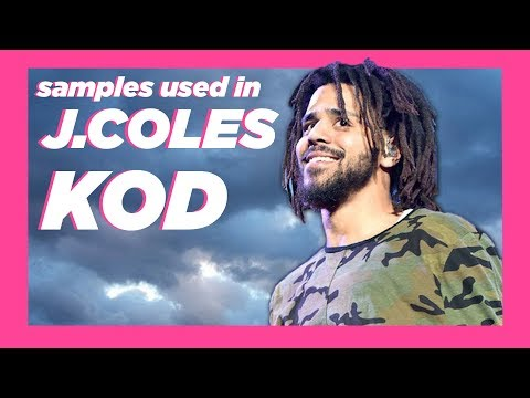 Samples from JColes KOD