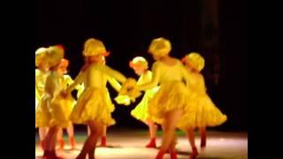 Танец маленьких утят(Ententanz,Vogeltanz)(Танец маленьких утят.Танцуют 5-7-летние дети., 2010-02-15T10:28:45.000Z)