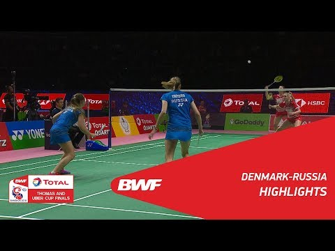 TOTAL BWF Thomas & Uber Cups Finals 2018 | Badminton - Uber Cup Group C - Highlights | BWF 2018