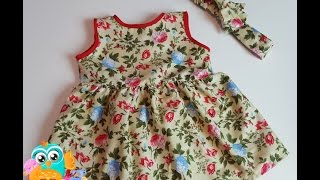 Vestido Infantil por Dreams Factory by Jeane