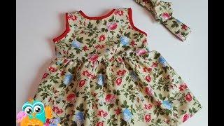 Vestido Infantil por Dreams Factory by Jeane