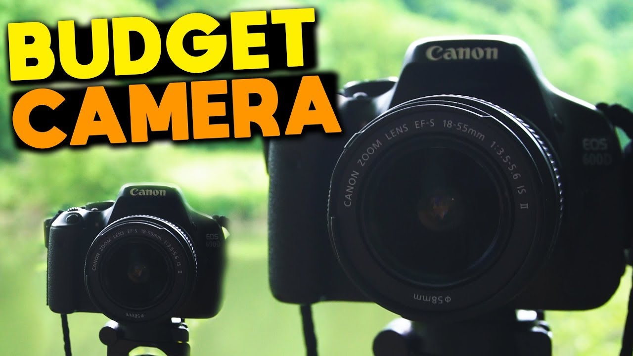BEST Budget Camera for YouTube and Video Production