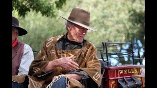 CLINT EASTWOOD ~ BACK IN THE PONCHO