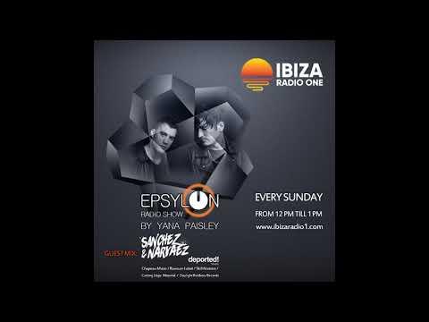 Sanchez & Narvaez Epsylon Radio Show 090 Ibiza Radio1