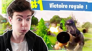 TOP 1 AU LANCE ROQUETTE SUR FORTNITE !
