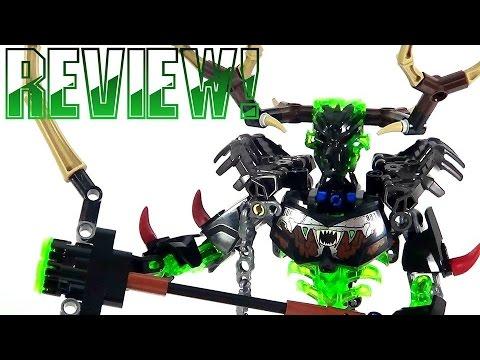NEW! LEGO Bionicle 71310 Review: Umarak the Hunter