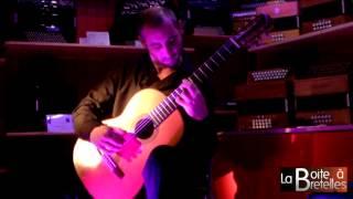 """Concert Dégustation """"Dans la Boite"""" Bruno Rouillé et Cyrille Simon"""