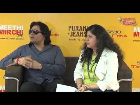 Shafqat Amanat Ali promoting the launch of the Radio Mirchi Online Stations on Mirchi Mobile!