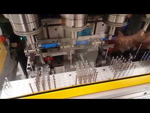 VDM Micro Deep Hole drilling machine