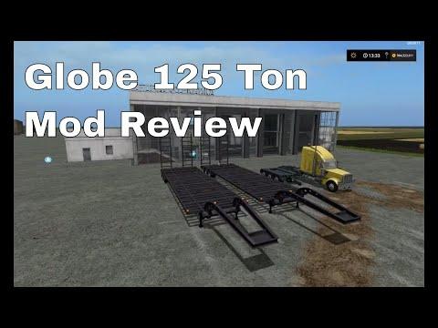 Globe 125 Ton Mod Review