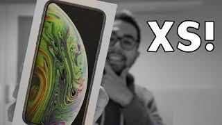 SONUNDA YENİ iPHONE ALDIM - iPhone XS Kutu Açılışı ve Kurulum