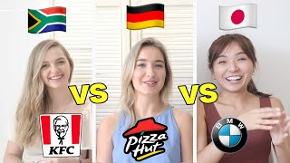 (Shocked!)English VS German VS Japanese - The ULTIMATE Language comparison!!