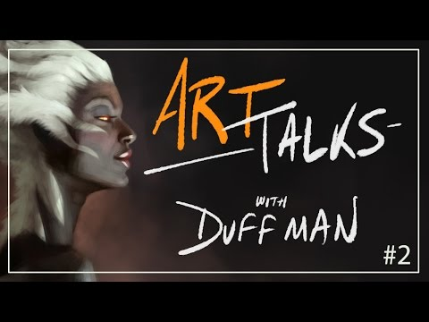 Job Interview Tips - Art Talks with Duffman